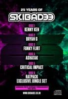 Skibadee - 25 Years Of - Pack 2 - CD Pack